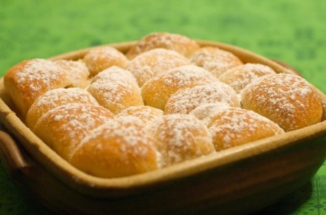 Buchteln – Czech Sweet Buns