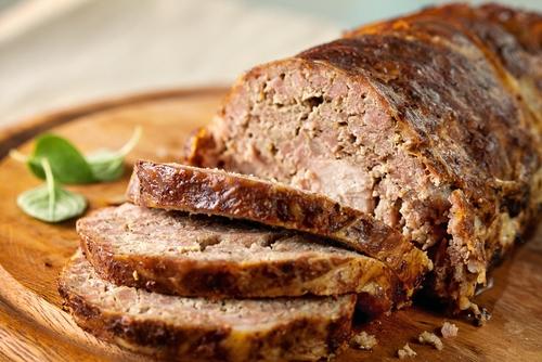 Czech Meatloaf – Sekaná