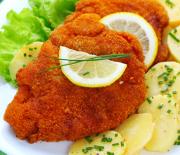 Traditional Schnitzel