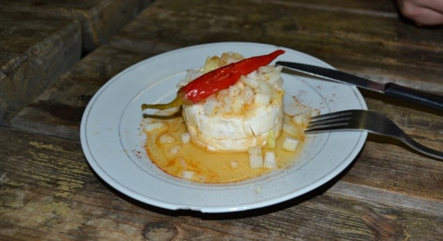 Nakladany Hermelin – Pickled Cheese