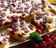Bublanina – Cherry Sponge Cake