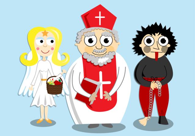 Svátek sv. Mikuláše v České republice