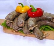Homemade Liver Sausage